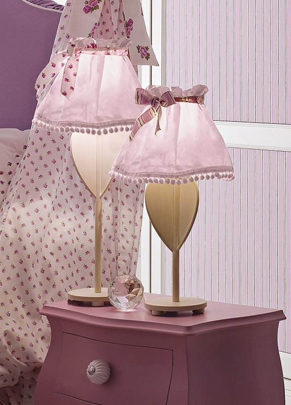 <strong>2029</strong> table lamp with petals