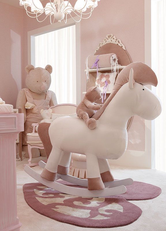 <strong>7060</strong> rocking horse
